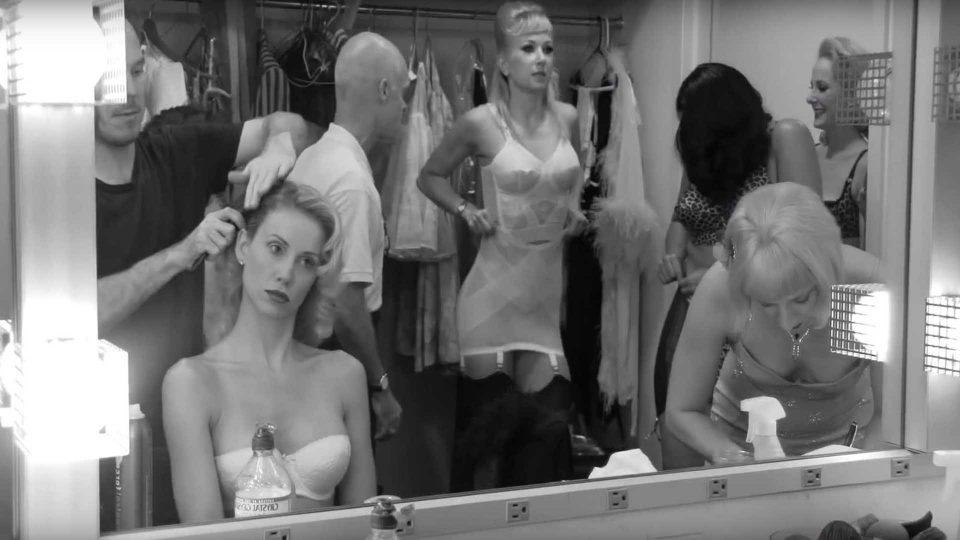 Secrets in Lace, video production