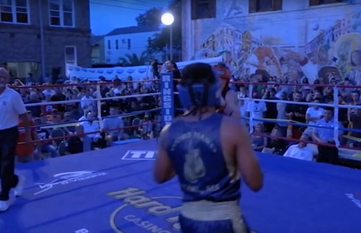 Fight Night New Orleans-style brings a whole new look to live boxing
