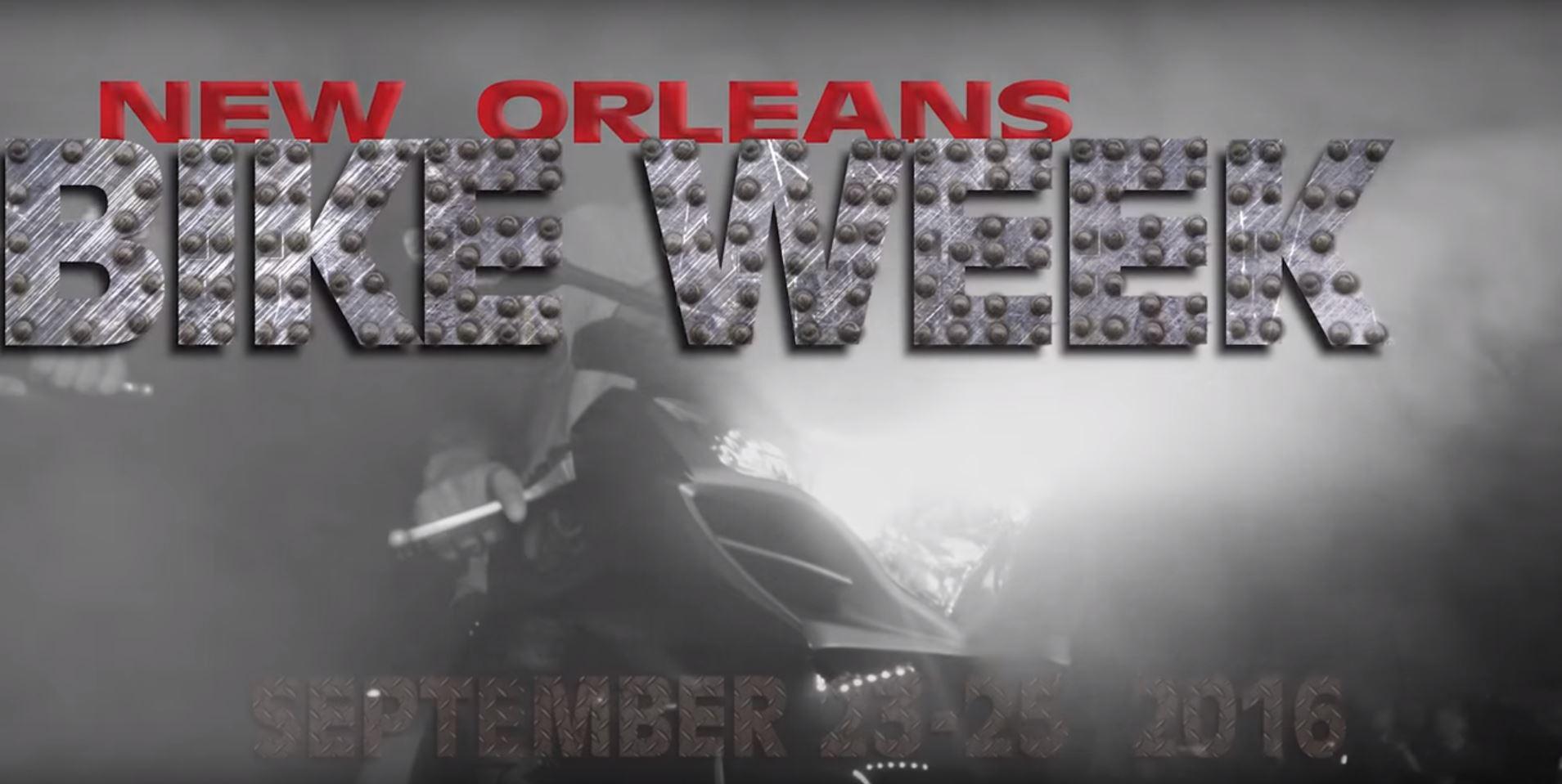 New Orleans Bike Week