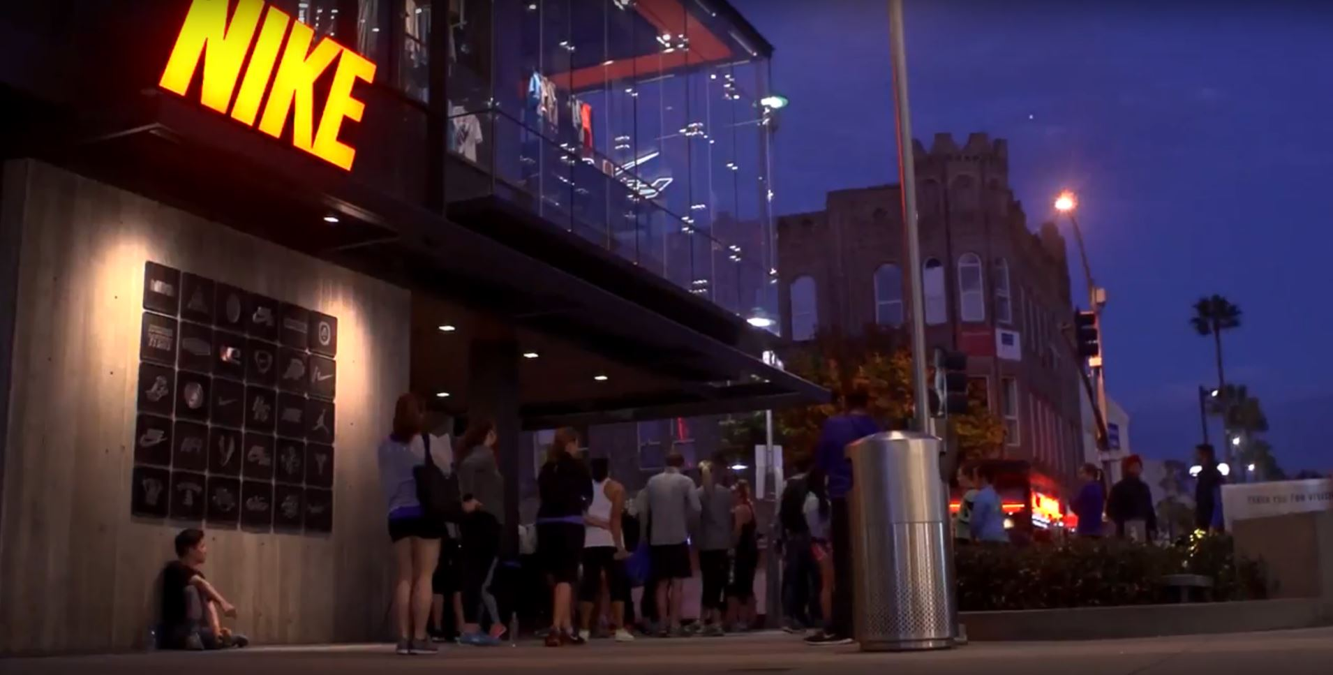 Nike Sizzle Reel Los Angeles