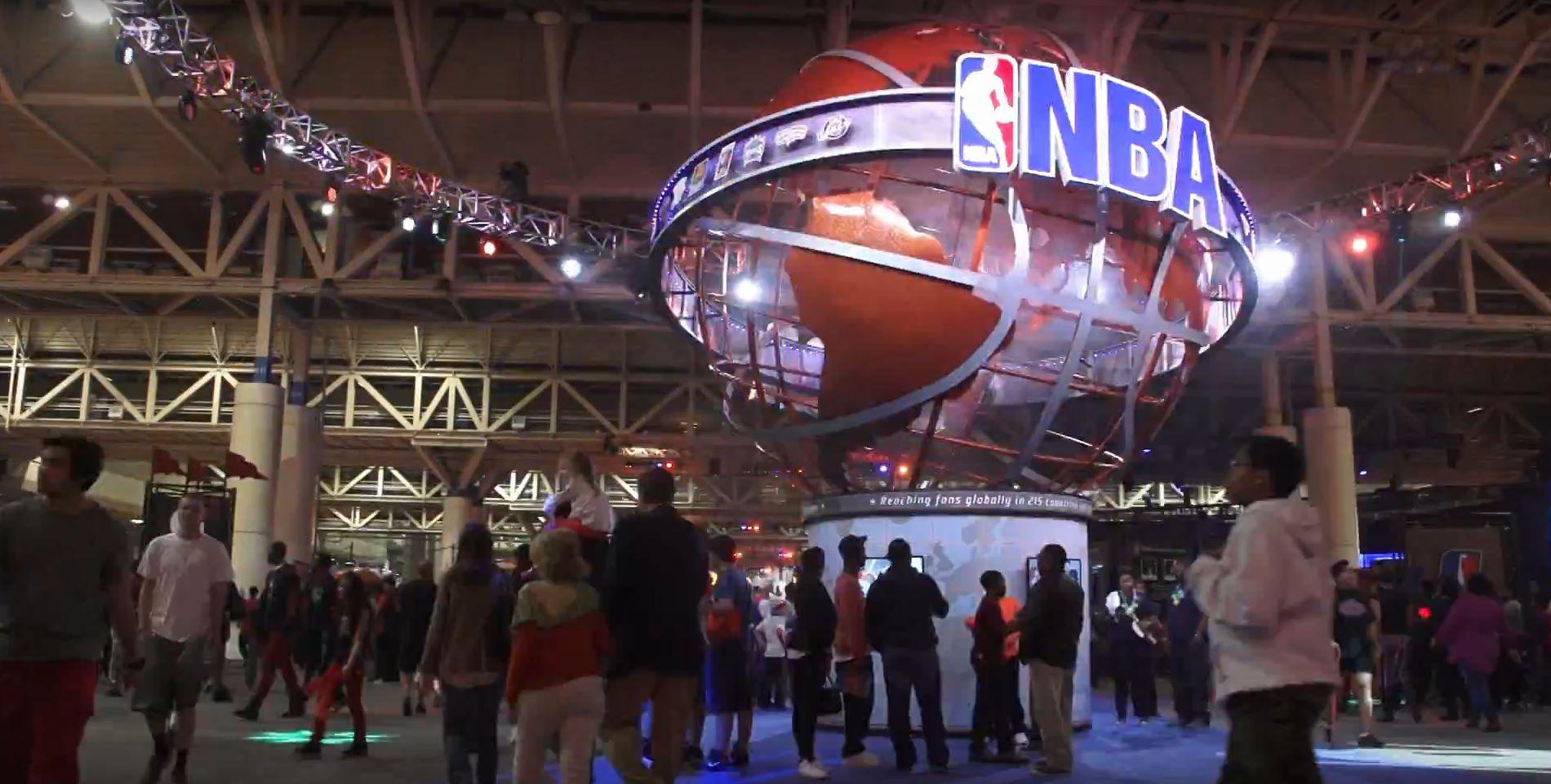 NBA NOLA WEEK